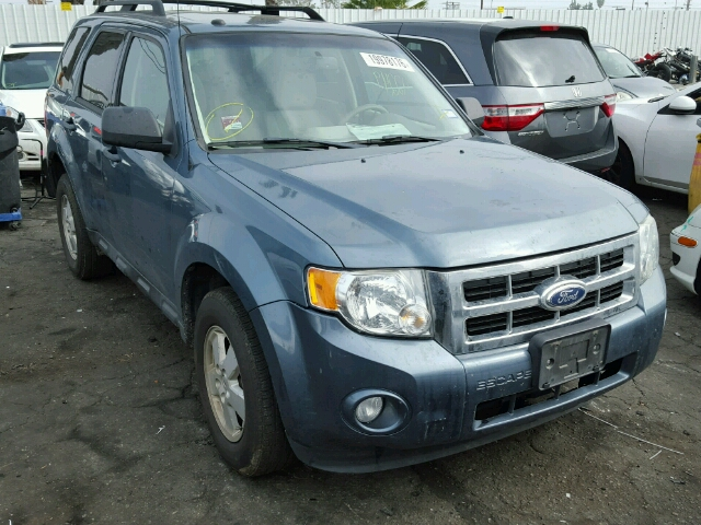 1FMCU0D76BKB52683 - 2011 FORD ESCAPE XLT