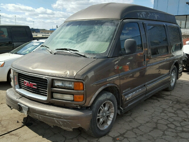 1GDFG15R5W1015286 - 1998 GMC SAVANA RV