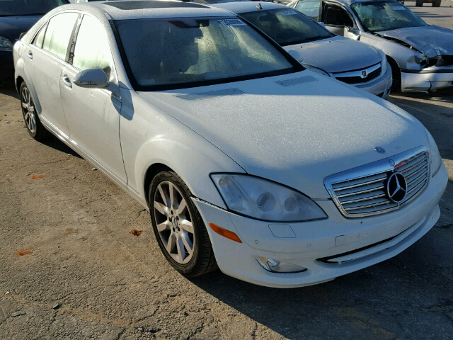 Auto auction ended on vin wddng71x67a097088 2007 mercedes for Mercedes benz s550 for sale in atlanta ga