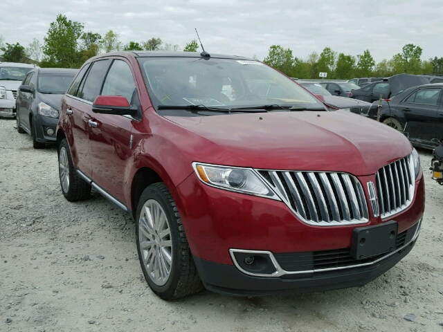 2013 LINCOLN MKX AWD 3.7L