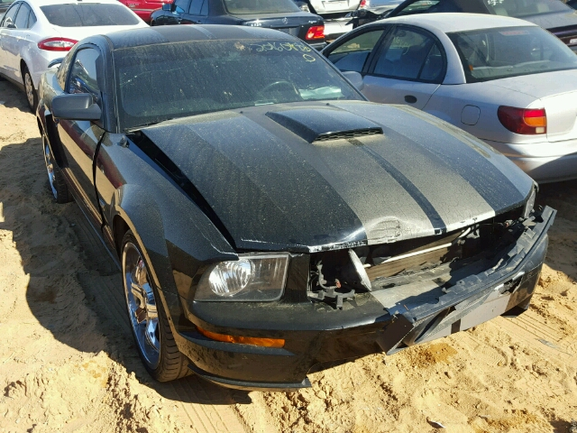 1ZVFT82H575345053 - 2007 FORD MUSTANG GT