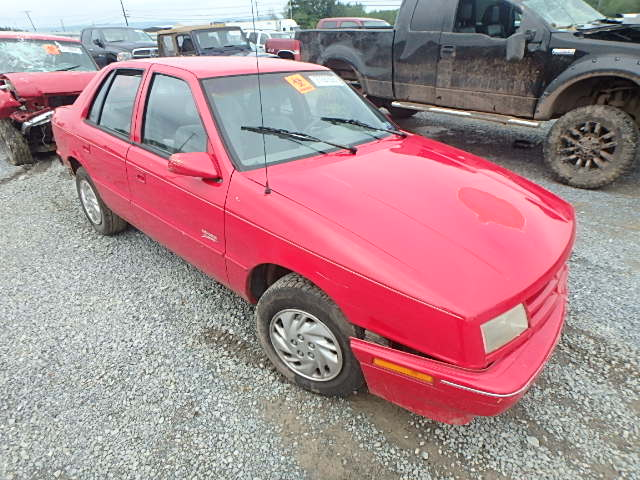 1993 DODGE SHADOW 2.2L