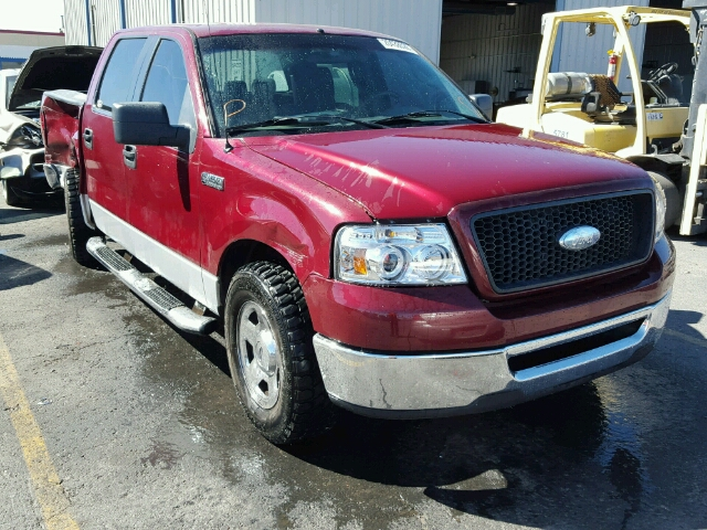 Auto Auction Ended on VIN 1FTPW KD 2006 Ford