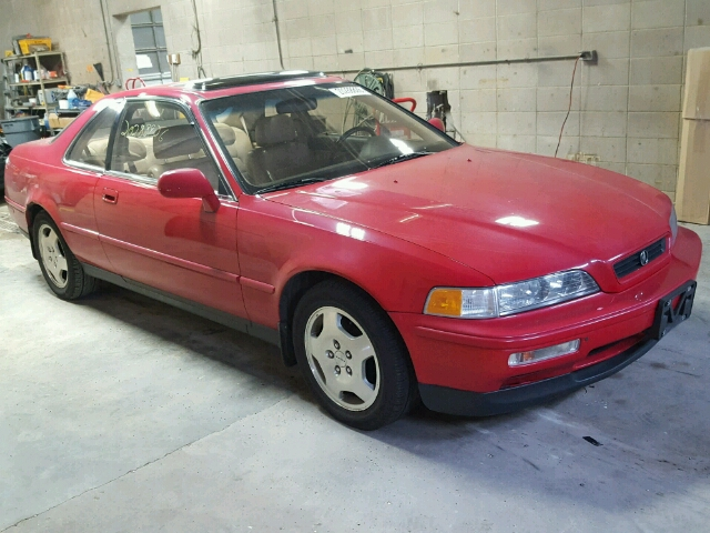 Auto Auction Ended On VIN JHKAPC ACURA LEGEND LS In - 1993 acura legend for sale