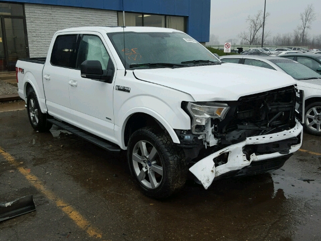 1FTEW1EP1FFC37814 - 2015 FORD F150
