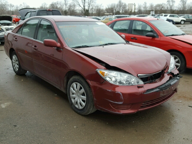 4T1BE32K35U397628 - 2005 TOYOTA CAMRY LE/X