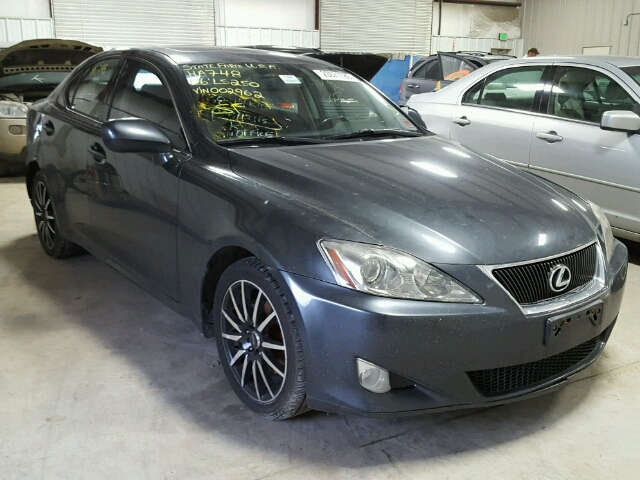 JTHCK262365002962 - 2006 LEXUS IS250 AWD