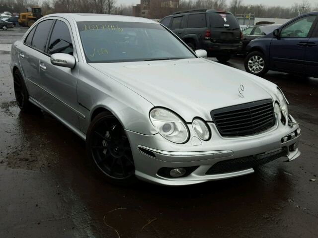 2005 mercedes benz e55 amg for sale ct hartford for 2005 mercedes benz e55 amg