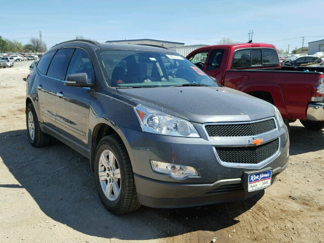 1GNKRJED1CJ272577 - 2012 CHEVROLET TRAVERSE 2
