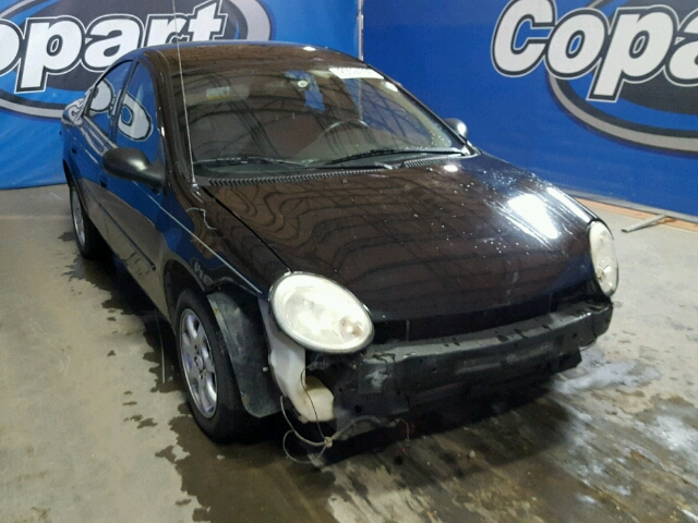 Salvage 2005 Dodge NEON SXT for sale