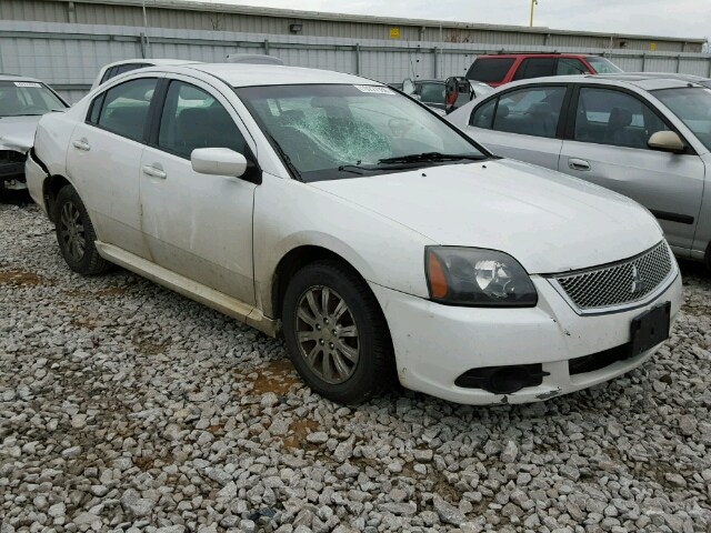 Auto Auction Ended On Vin 4a32b2ff2ae002876 2010 Mitsubishi Galant Fe In Ky Walton
