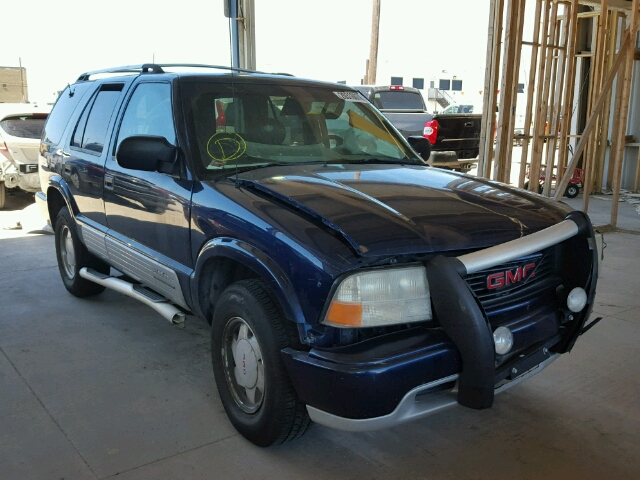 2001 GMC JIMMY 4.3L