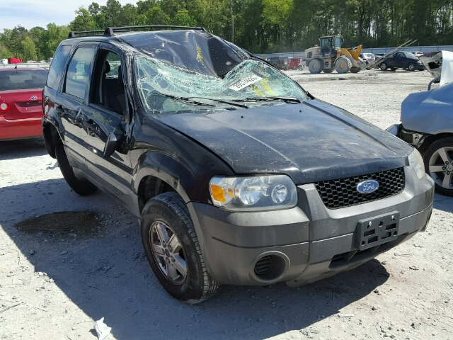 1FMYU02Z07KA07169 - 2007 FORD ESCAPE XLS