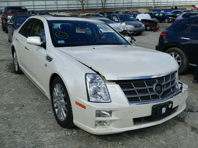 2011 CADILLAC STS LUXURY 3.6L
