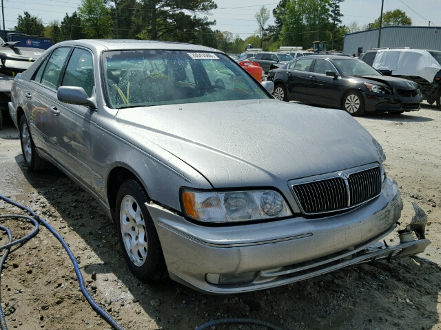 Auto Auction Ended On Vin Jnkby31a21m101852 2001 Infiniti Q45 In Ga