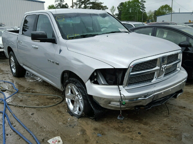1D7RB1CT8AS195192 - 2010 DODGE RAM 1500