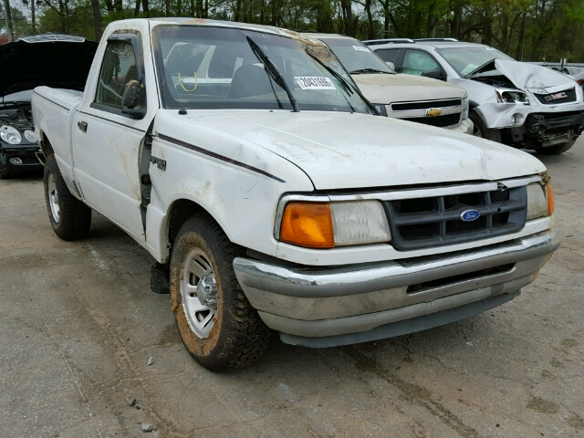 1FTCR10A3SUB13776 - 1995 FORD RANGER
