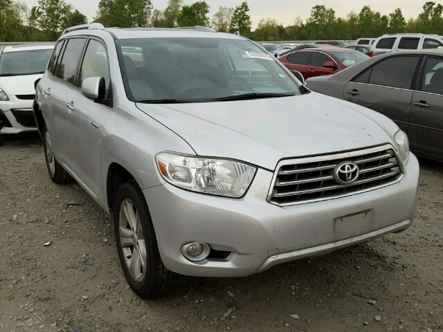 auto auction ended on vin 5tdyk3eh5as003052 2010 toyota highlander in houston tx. Black Bedroom Furniture Sets. Home Design Ideas