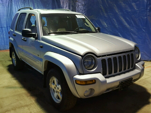 1J4GL58K62W245341 - 2002 JEEP LIBERTY LI