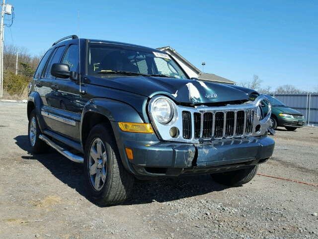 1J4GL58K05W564237 - 2005 JEEP LIBERTY LI