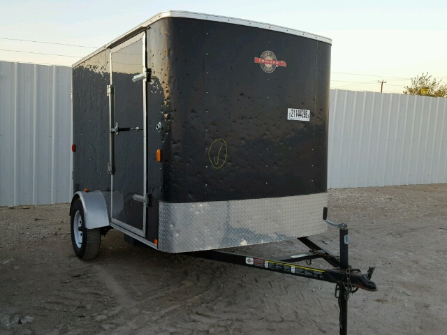 Salvage L | 2011 Carg Trailer