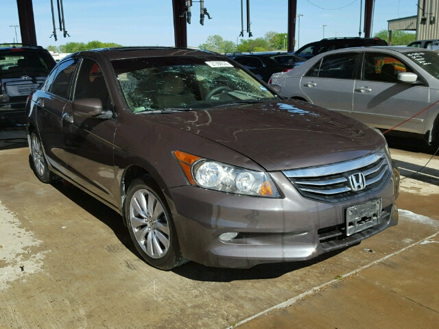 1HGCP3F86BA011994 - 2011 HONDA ACCORD EX-