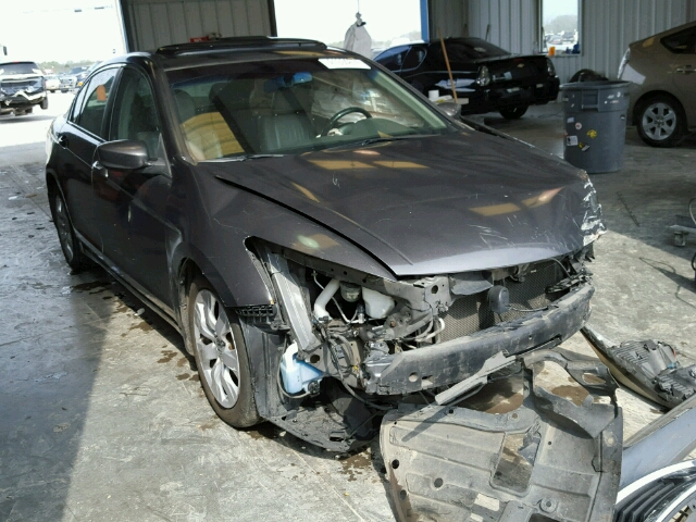 1HGCP26878A054730 - 2008 HONDA ACCORD EX-