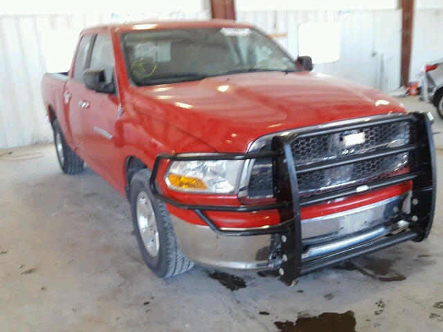 1D7RB1GP7BS687064 - 2011 DODGE RAM 1500 Q