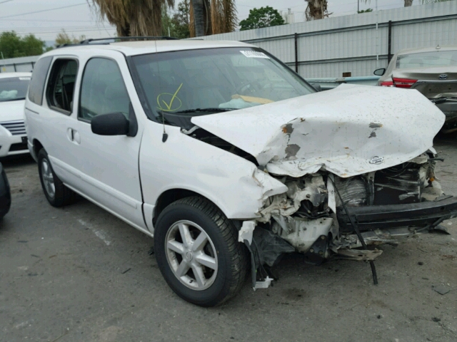 Auto Auction Ended On Vin 4n2zn17t12d810860 2002 Nissan