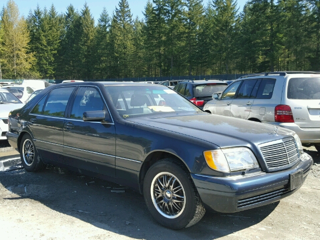Auto auction ended on vin wdbga51e9ta310129 1996 mercedes for 1996 mercedes benz s500