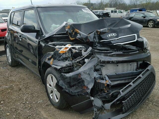 Auto Auction Ended On Vin Kndjn2a26g7246053 2016 Kia Soul In Ky