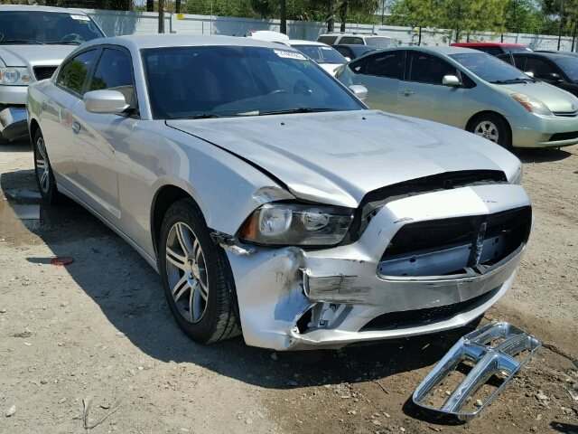 Salvage 2012 Dodge CHARGER for sale