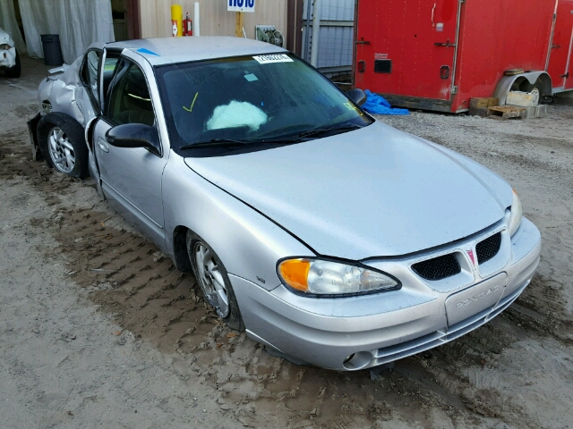 1G2NF52E34M539158 - 2004 PONTIAC GRAND AM S