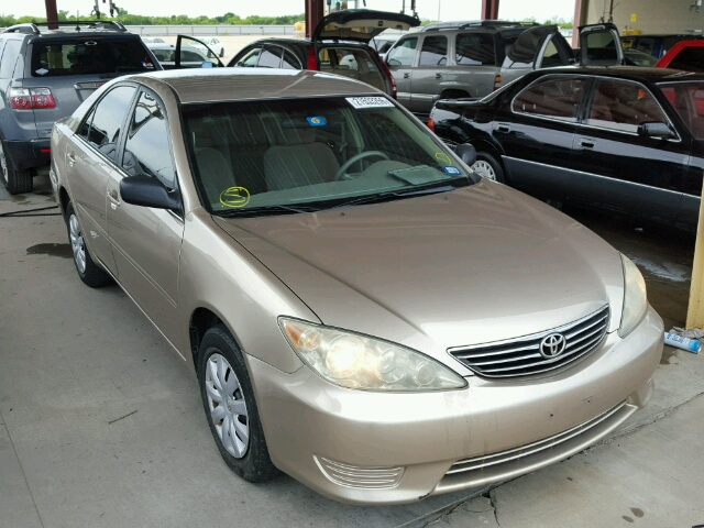 4T1BE32K35U010866 - 2005 TOYOTA CAMRY LE/X