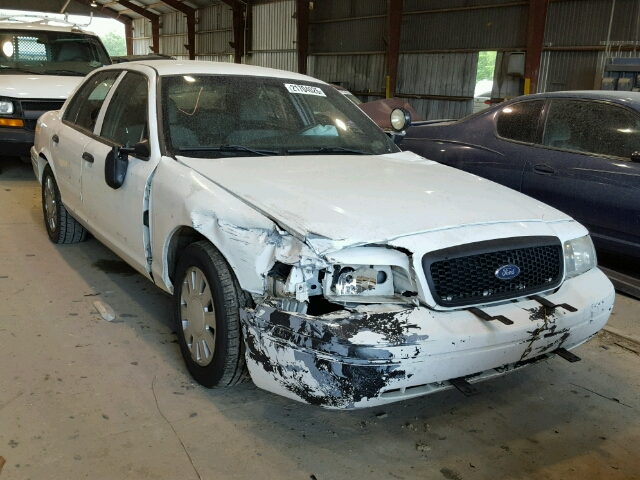 2008 FORD CROWN VIC 4.6L