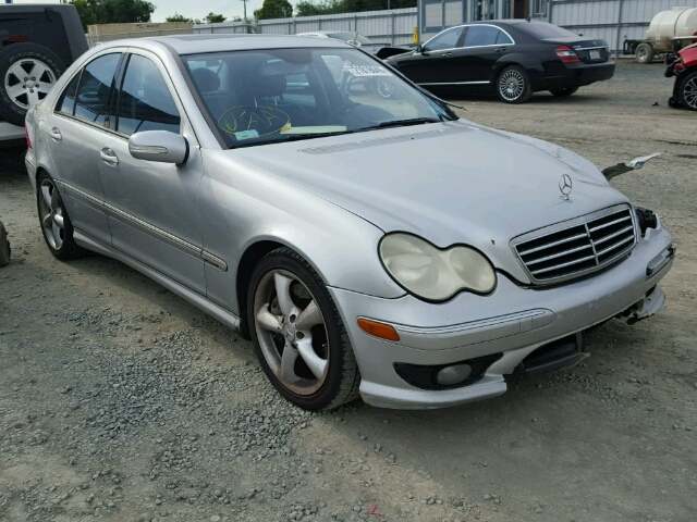 Auto auction ended on vin wdbrf64j45f581727 2005 mercedes for 2005 mercedes benz c320 for sale