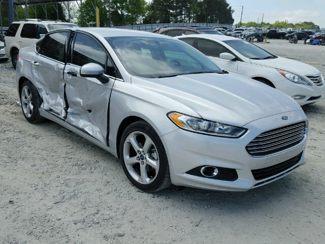 3FA6P0G76GR323039 - 2016 FORD FUSION S
