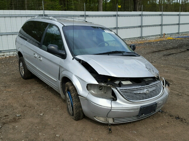 2001 CHRYSLER TOWN & COU 3.8L