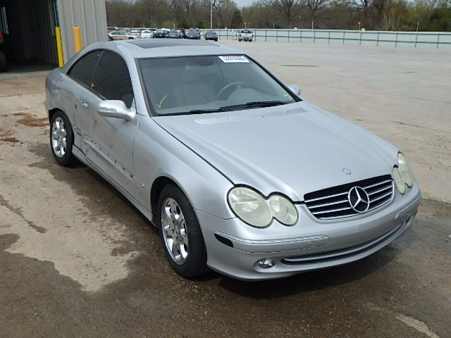 2003 MERCEDES-BENZ CLK320 3.2L