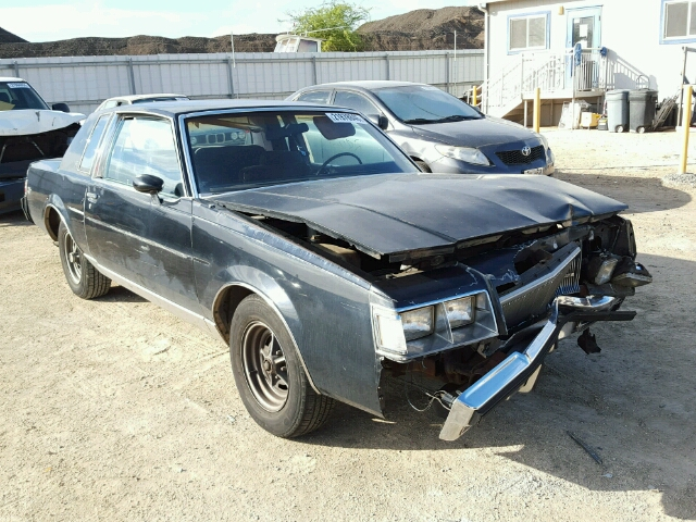 1G4GM47A3FP203971 - 1985 BUICK REGAL LIMI