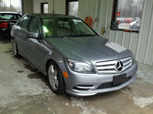 Mercedes Benz Repair Washington Dc >> Auto Auction Ended on VIN: WDDGF8BB7BR186988 2011 Mercedes-Benz C300 4 Mat in Washington Dc, DC