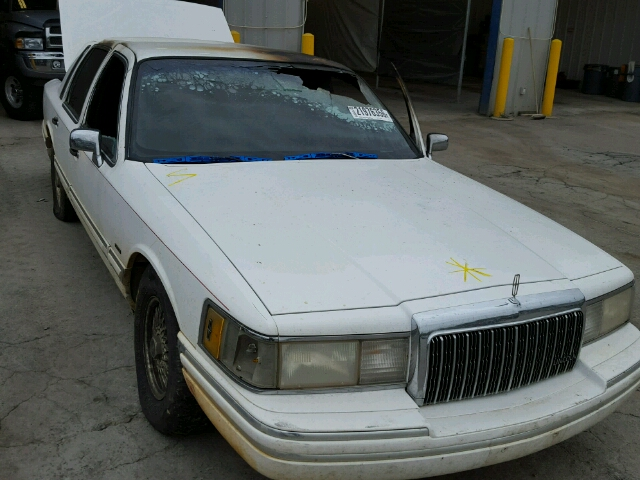 1LNLM81W9RY736187 - 1994 LINCOLN TOWN CAR E