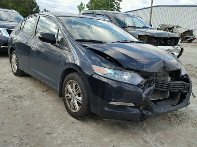 JHMZE2H72AS031647 - 2010 HONDA INSIGHT EX