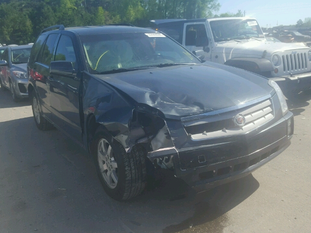 Salvage 2008 Cadillac SRX AWD for sale