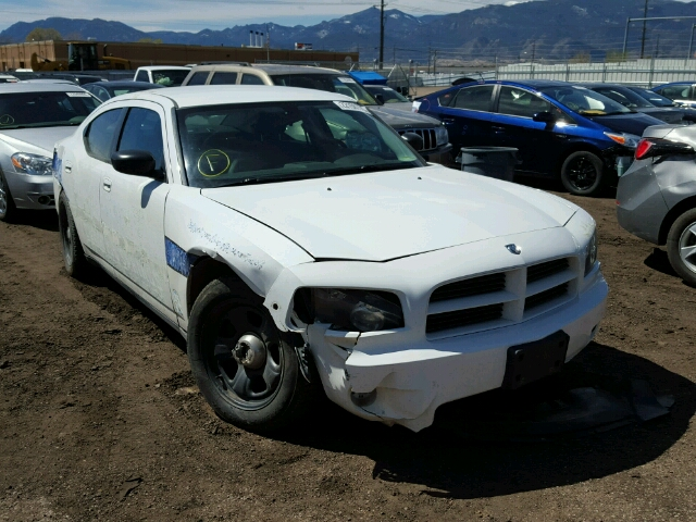 2B3AA4CV1AH258350 - 2010 DODGE CHARGER