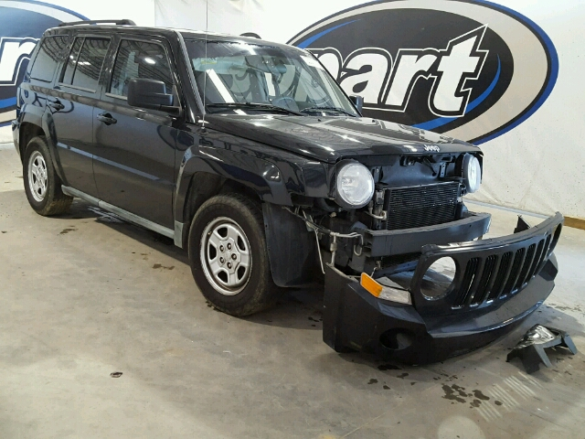 1J4NT2GBXAD536927 - 2010 JEEP PATRIOT SP