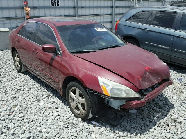 1HGCM56745A082210 - 2005 HONDA ACCORD EX