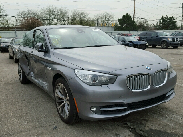 Auto Auction Ended On VIN WBASNCAC BMW I GT In - 2010 bmw 550i gt for sale