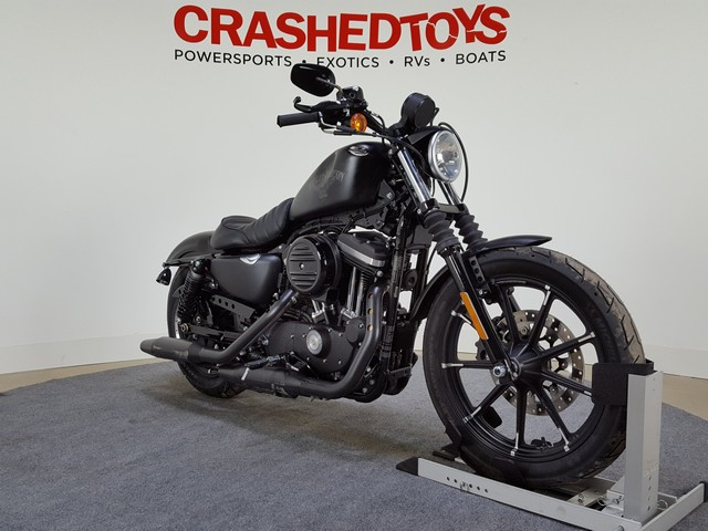 1HD4LE213GC426798 - 2016 HARLEY-DAVIDSON XL883N 2 Right View