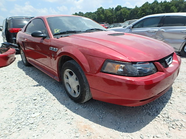 1FAFP40421F101187 - 2001 FORD MUSTANG